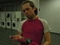 Pinks 5 võitja Rauno Kivi lastešampusega